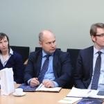 Projekto partneriai – Vytauto didžiojo universiteto ir Mykolo Romerio universititetų atstovai