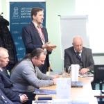 Kalba Nacionalinės bibliotekos Strateginės plėtros departamento direktorius Eugenijus Stratilatovas