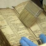 Jidiš knygų, saugomų Nacionalinėje bibliotekoje, konservavimas