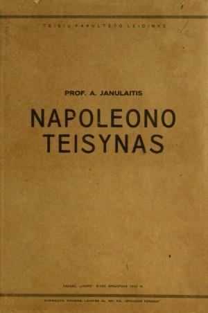 Napoleono teisynas