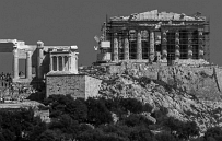 The Athenian Acropolis. The process of the monuments' protection